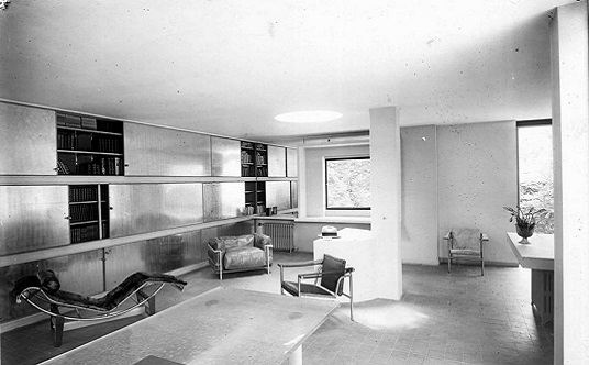Le corbusier weblog relatos breves sobre la arquitectura - Mobiliario le corbusier ...